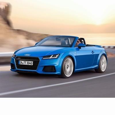 Audi TT Roadster (FV9) 2014 autó izzó