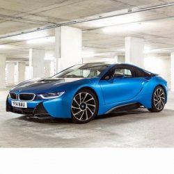Autó izzók a 2014 utáni ledes fényszóróval szerelt BMW i8-hoz