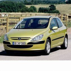 Peugeot 307 (2001-2008) autó izzó