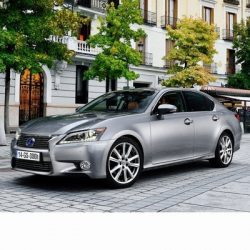 For Lexus GS with Bi-Xenon Lamps