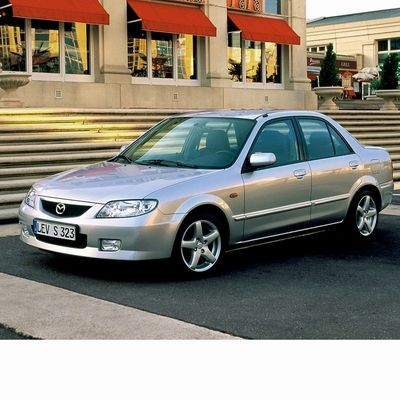 Autó izzók halogén izzóval szerelt Mazda 323 (1998-2004)-hoz