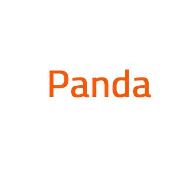 Fiat Panda autó izzó