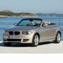 Autó izzók bi-xenon fényszóróval szerelt BMW 1 Cabrio (2007-2011)-hoz