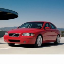 Autó izzók bi-xenon fényszóróval és kanyarfénnyel szerelt Volvo S60 (2005-2010)-hoz