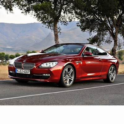 Autó izzók bi-xenon fényszóróval szerelt BMW 6 Coupe (2011-2017)-hoz