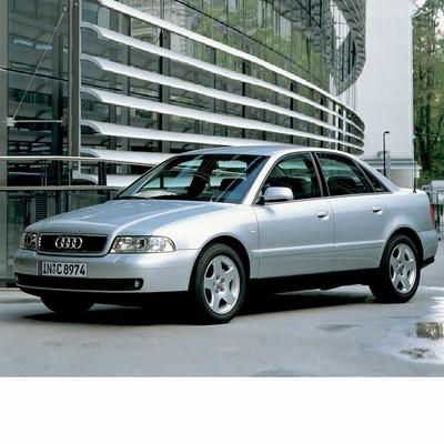 Autó izzók xenon izzóval szerelt Audi A4 (1999-2001)-hez