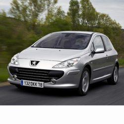 Autó izzók halogén izzóval szerelt Peugeot 307 (2005-2008)-hez