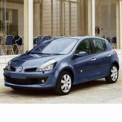 Autó izzók halogén izzóval és kanyarfénnyel szerelt Renault Clio (2005-2012)-hoz