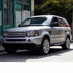 Autó izzók halogén izzóval szerelt Range Rover Sport (2005-2009)-hoz