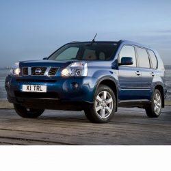 Autó izzók xenon izzóval szerelt Nissan X-Trail (2007-2010)-hez