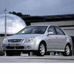 For Kia Cerato (2003-2008) with Halogen Lamps
