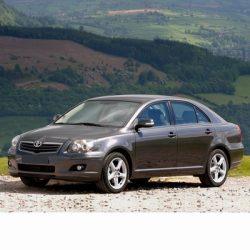 Autó izzók xenon izzóval szerelt Toyota Avensis (2006-2009)-hez