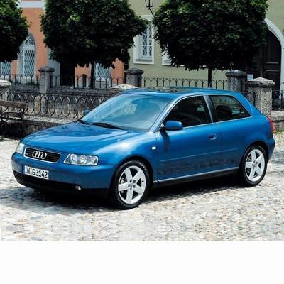 Autó izzók halogén izzóval szerelt Audi A3 (2001-2003)-hoz
