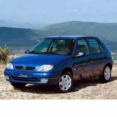 Autó izzók halogén izzóval szerelt Citroen Saxo (1996-2003)-hoz