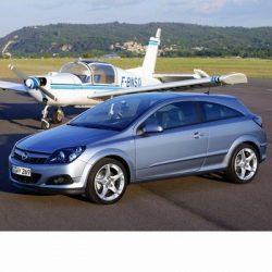 Opel Astra H GTC (2005-2010) autó izzó