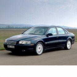 Autó izzók halogén izzóval szerelt Volvo S80 (1998-2006)-hoz