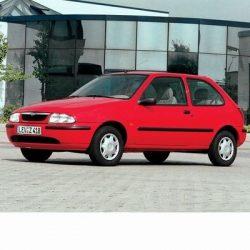 Mazda 121 (1997-2003) autó izzó