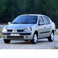 Autó izzók két halogén izzóval szerelt Renault Thalia (2002-2008)-hoz