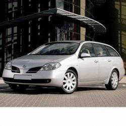 Autó izzók xenon izzóval szerelt Nissan Primera Kombi (2002-2008)-hoz