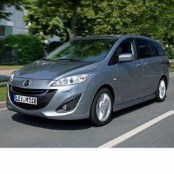 Autó izzók a 2010 utáni xenon izzóval szerelt Mazda 5-höz