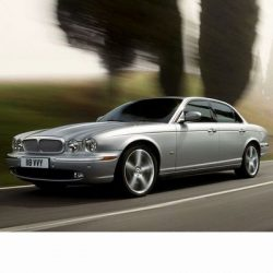 For Jaguar XJ (2003-2009) with Halogen Lamps