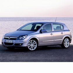Autó izzók halogén izzóval szerelt Opel Astra H (2004-2010)-hoz