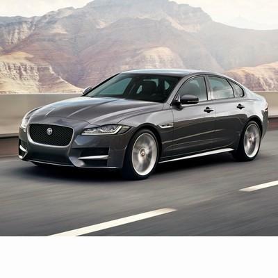 Autó izzók a 2015 utáni bi-halogén fényszóróval szerelt Jaguar XF-hez