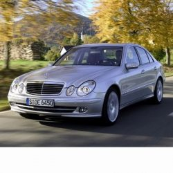 For Mercedes E Sedan (2002-2006) with Bi-Xenon Lamps