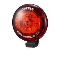 Cateye biztonsági kerékpár lámpa