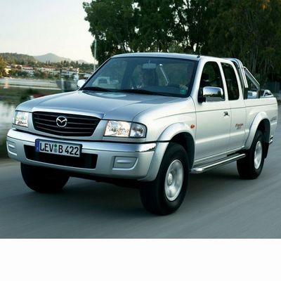 Autó izzók halogén izzóval szerelt Mazda B2500 (1997-2006)-hoz