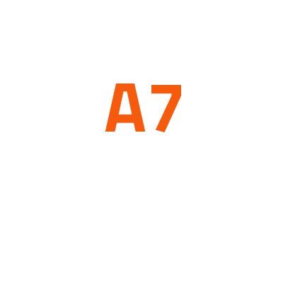 Audi A7 autó izzó