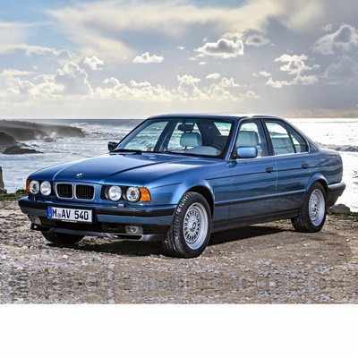 BMW 5 (E34) 1987 autó izzó