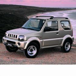 Autó izzók az 1998 utáni halogén izzóval szerelt Suzuki Jimny-hez