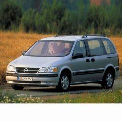 Autó izzók halogén izzóval szerelt Opel Sintra (1996-1999)-hoz