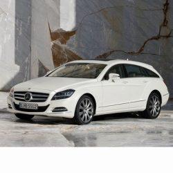 Autó izzók a 2012 utáni ledes fényszóróval szerelt Mercedes CLS Kombi-hoz
