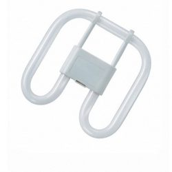 Square-shaped Compact Fluorescent Lamps