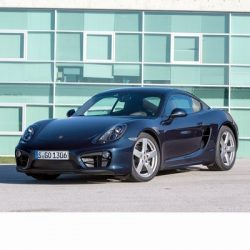 Porsche Cayman (2013-) autó izzó