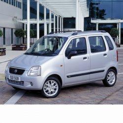 Autó izzók halogén izzóval szerelt Suzuki Wagon R+ (2000-2008)-hoz
