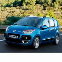 For Citroen C3 Picasso after 2009 with Halogen Lamps
