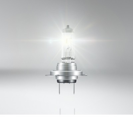 Emelt fényű, normál színhőmérsékletű H7 izzó