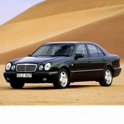 For Mercedes E Sedan (1995-2002) with Halogen Lamps