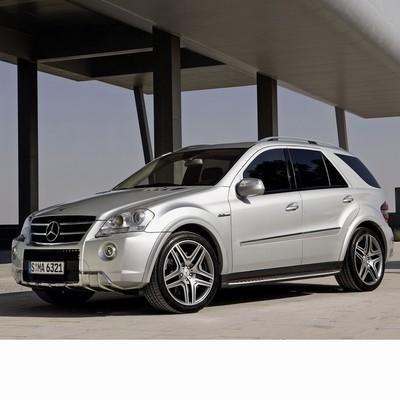Autó izzók bi-xenon fényszóróval szerelt Mercedes M (2007-2011)-hez
