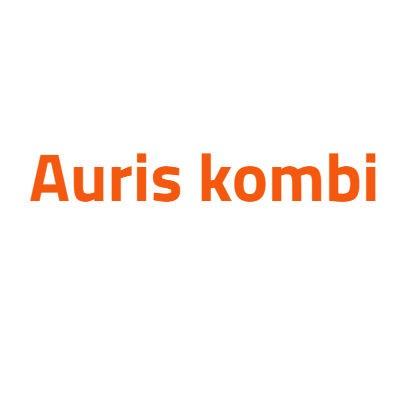 Toyota Auris Kombi autó izzó