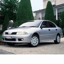 For Mitsubishi Carisma (1995-2006) with Halogen Lamps