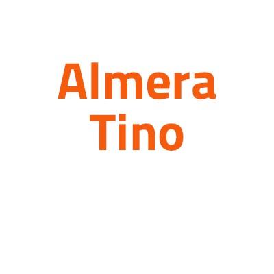 Nissan Almera Tino autó izzó