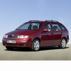 Autó izzók xenon izzóval szerelt Skoda Fabia Kombi (2004-2007)-hoz