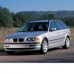 BMW 3 Kombi (E46) 1999 autó izzó