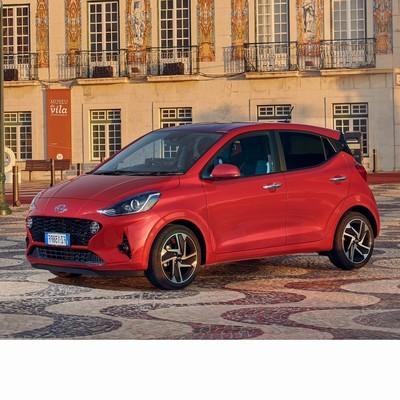 Hyundai i10 (2020-) autó izzó