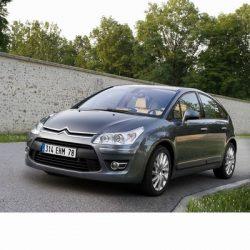 Autó izzók halogén izzóval szerelt Citroen C4 (2008-2010)-hez