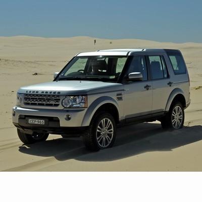 Autó izzók halogén fényszóróval és LED-del szerelt Land Rover Discovery (2010-2013)-hez